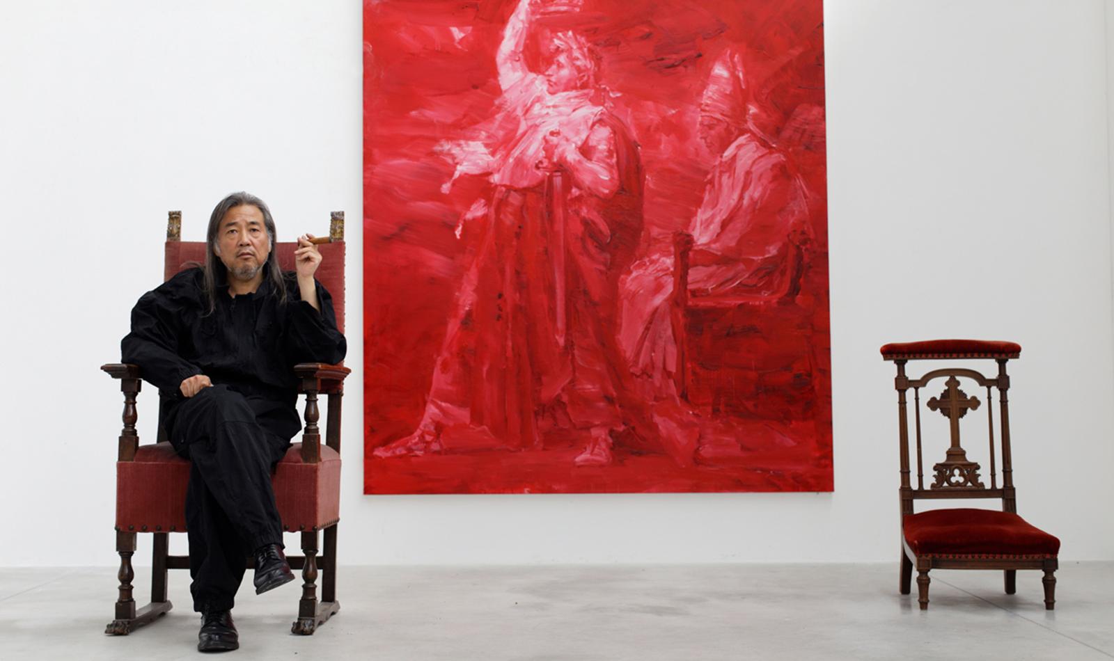 Yan Pei-Ming - documentary - CPBFilms
